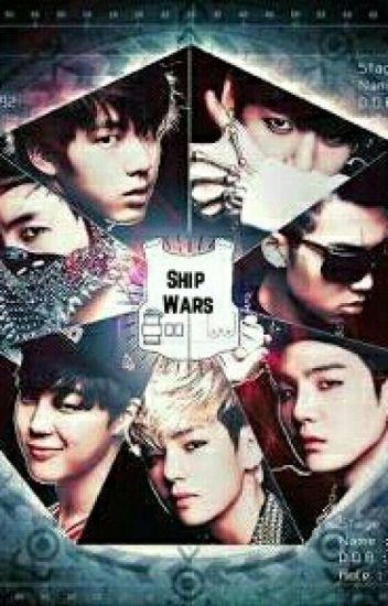 Ship Wars (BTS x Reader)