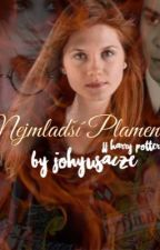 Nejmladší plamen (Ginny Weasley-ff HarryPotter) by JohyUSACZE