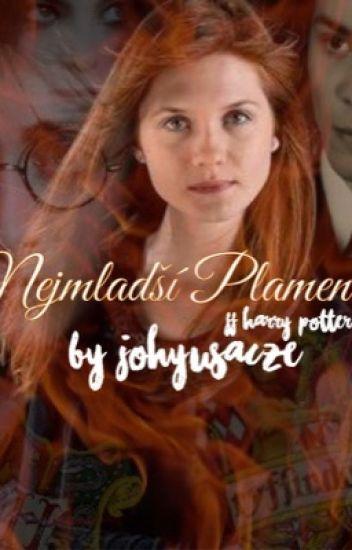 Nejmladší plamen (Ginny Weasley-ff HarryPotter)