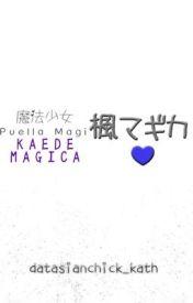 Puella Magi ♢ Kaede Magica by _kyvsu_