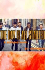 The Day It all Started (A 1D FanFic)(Editing) by annie_loveslouis