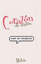 CHAT CORAZÓN DE MELÓN - FACEBOOK by Mellolu