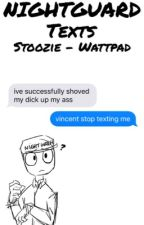 [ FNAF ] Nightguard Texts by j-jesse