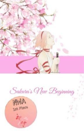 Book 1:Sakura's New Beginning  by Kikunako