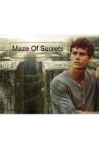 Maze of Secrets (Maze Runner Thomas x Reader) by Animegaming42