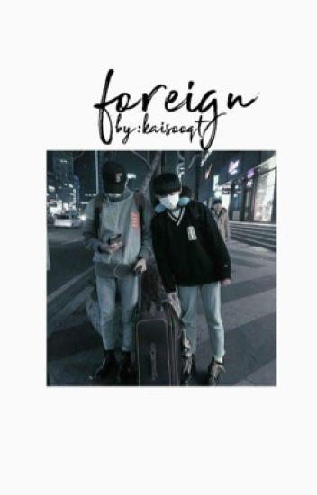 foreign // xiuchen [xiumin+chen]