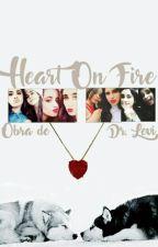 Heart on Fire (Camren Intersexual) by DRLevi
