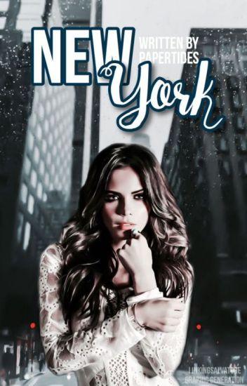 New York || Damon Salvatore [1]