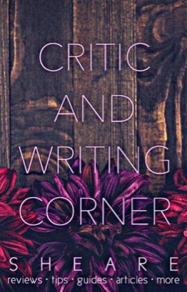 Sheare's Critic Corner
