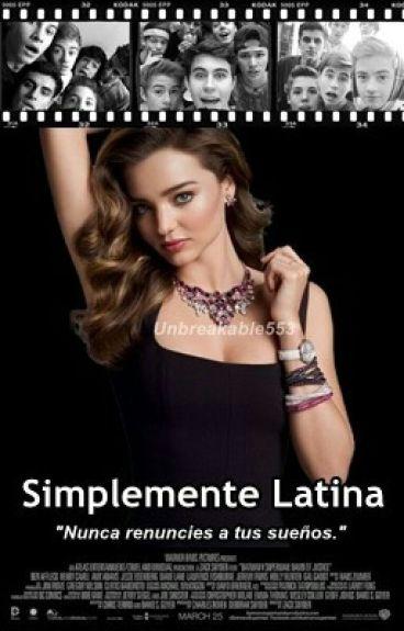 Simplemente Latina|| (Magcon)