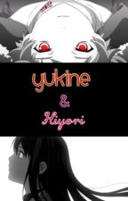 Yukine & Hiyori by pandaparty1331