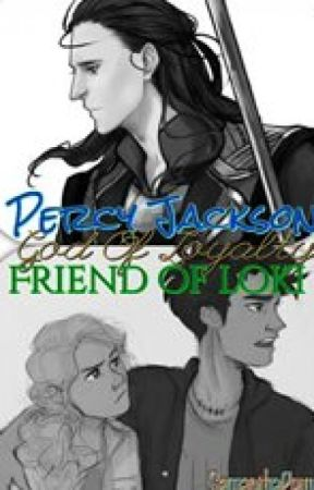 Percy Jackson God of Loyalty (Percy Jackson and other