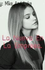 La Nueva En La Empresa by _Muke__