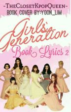 Snsd Easy Song Lyrics Book 2 by TheClosetKpopQueen21