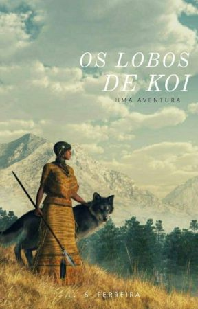 Os Lobos de Koi by LetciaFerreira
