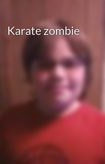 Karate zombie by KristofferKarlsson