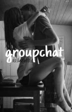 groupchat // ed; gd; ac; jd by dolanbubble
