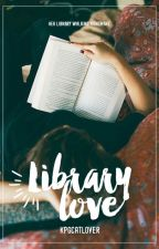 Library Love by kpgcatlover