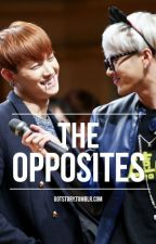 The Opposites (Got7 Jackson, Jaebum Fanfic) by gotstory