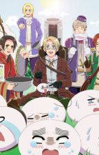 Hetalia x Gifted! Abused! reader [Discontinued!! I'm sorry!!!! ;A;] by CR34T-S4N