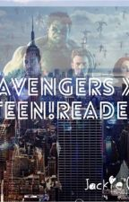 Avengers x Teen Reader by jackieclaire