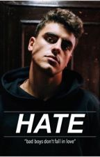 Hate • j.g by hayesbbg