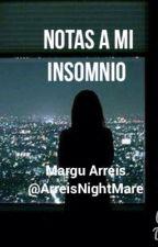 Notas a mi insomnio by KimyonaUmi