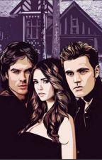 Damon and Elena ll by QueenSalvatoree