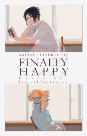 Finally Happy by DankPotato18