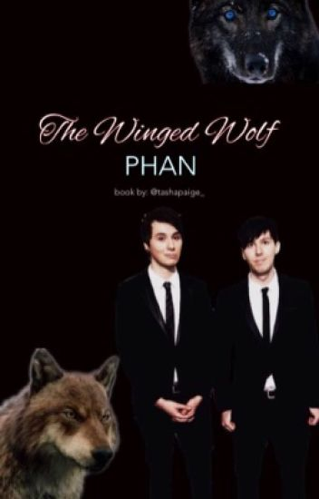 The Winged Wolf    Phan AU