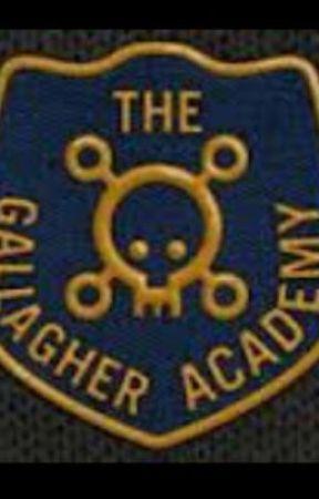 Gallagher Academy Crest