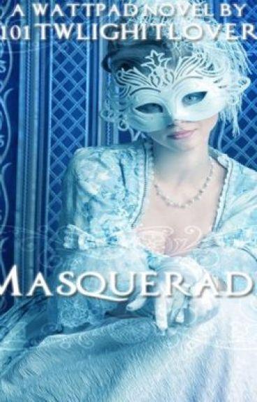 Masquerade by 101twilightlover