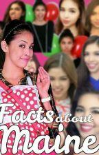 Facts About Maine Mendoza (YayaDub) by xxtwixxxx