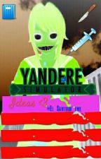Ideas para Yandere Simulator :3 by ryunos