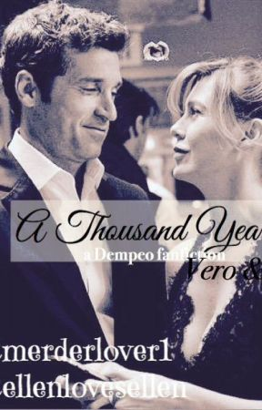 A Thousand Years (A Dempeo Fic) by merder32