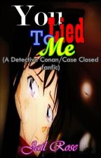 You Lied To Me // Detective Conan/Case Closed by jailrose1987