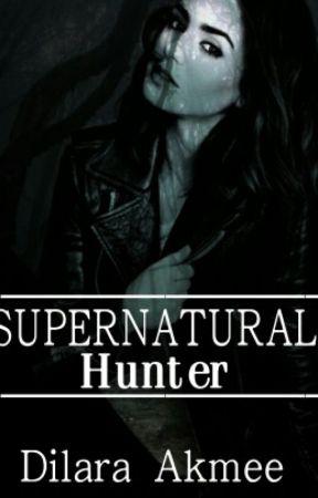 Supernatural Hunter  by pkjmwf