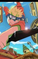 naruto the gold trigger by ROTG106