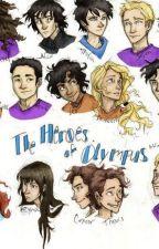 Young Demigods Revealed ( demigods edition) by AshleyGraceZeus