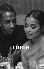 Loren.  by wavvyrae