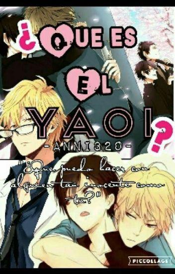 ¿Que es el yaoi? |Shizaya| Shizuo x Izaya.