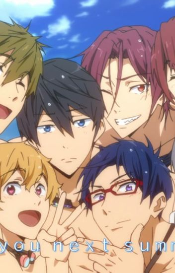 Free! x child!reader (requests open!)