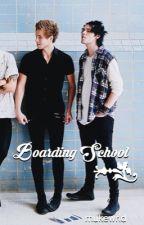 Boarding School - Muke Clemmings by mukewrld