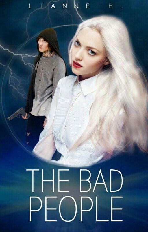 The Bad People  by Punk_Rock_Liannetje