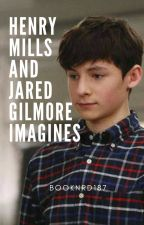 Henry Mills/Jared Gilmore Imagines by Booknrd187