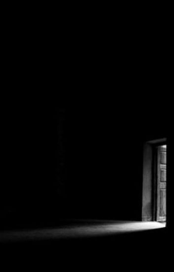 Even in the light it's dark.