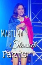 Martina Stoessel Facts by namelessds