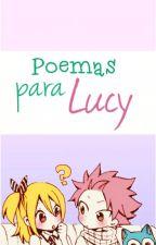 Poemas para Lucy by LucyHearfilia2000