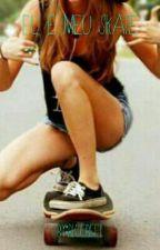 Eu e meu skate by bluebeel