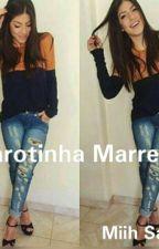 Garotinha marrenta by miihsantosa